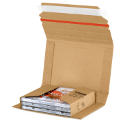 MECAWELL® LIGHT Buch- & Medienverpackung