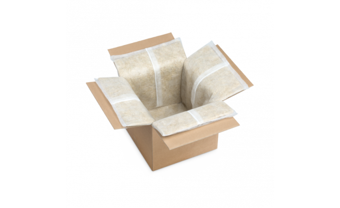 MECATHERM® Thermo-Faltbox Hanf 27 l