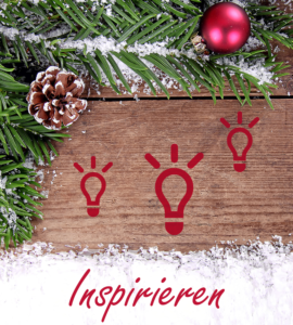 Kunden inspirieren beim Online-Weihnachtsgeschäft