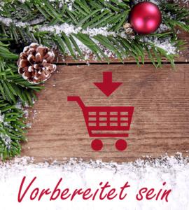 Vorbereitet sein für das Online-Weihnachtsgeschäft