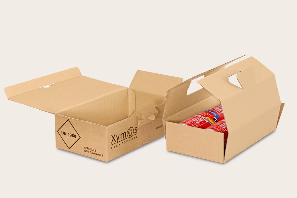 Im E-Commerce kommt es auf die passende Größe der Verpackung an
