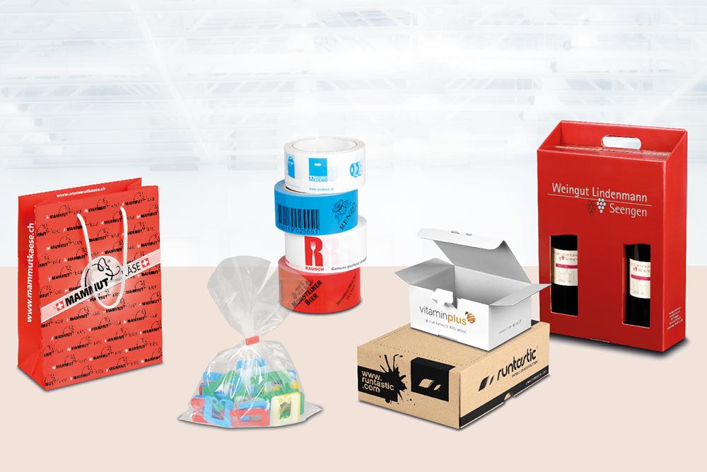 Verpackungen von MEDEWO