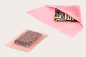 Antistatische Folie & Druckverschlussbeutel zum Schutz von Elektronik