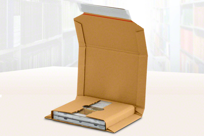 MECAWELL® ECO Buch- & Medienverpackung