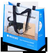 rPET-Tasche von MEDEWO