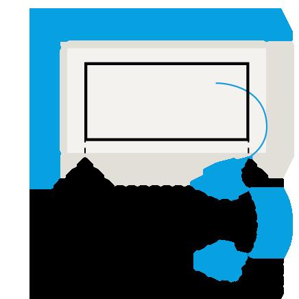 Format C6/5 bei Begleitpapiertaschen