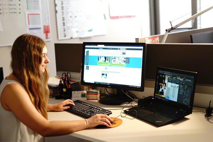 Ausbildung im E-Commerce bei Medewo