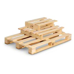 Palette aus Holz