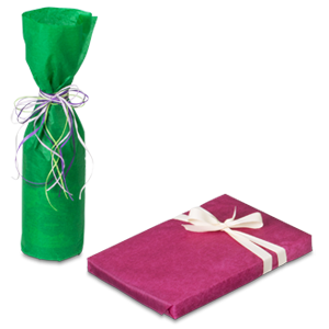 Seidenpapier als Geschenkpapier