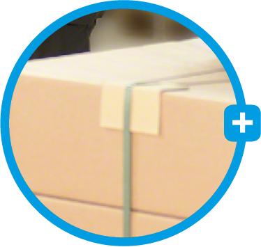 Paletten perfekt packen: Ladungssicherung
