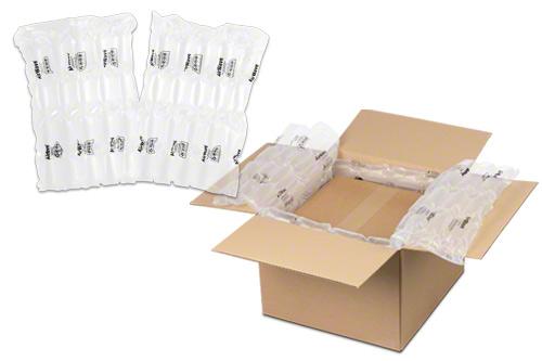 Luftpolstermatten als Polstermaterial