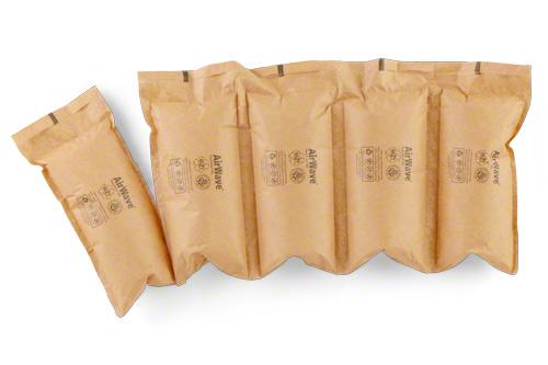 Luftkissen aus Papier