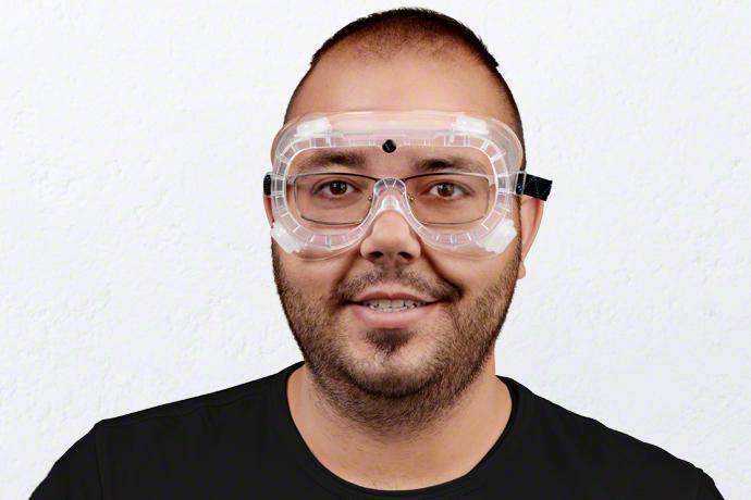 Schutzbrillen als Teil der PSA