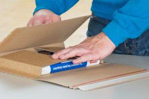 Buch- und Universalverpackung