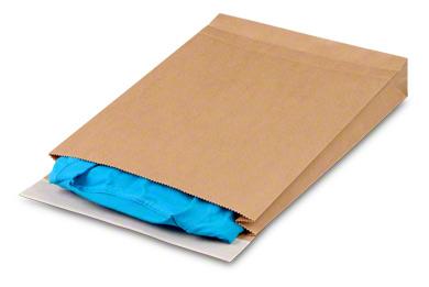 Papier-Versandtasche