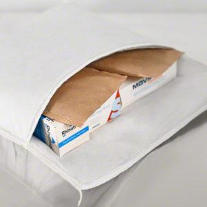 Thermoversandverpackung aus Zellstoff