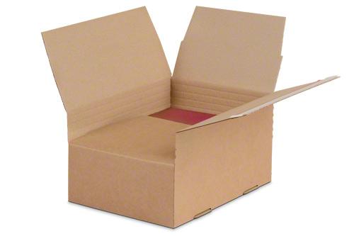 höhenverstellbarer Karton