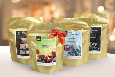 Aromabeutel als Verpackung am POS