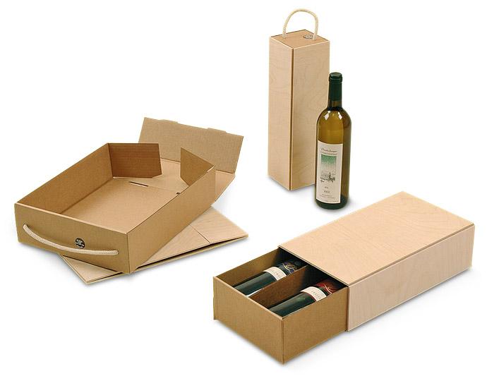 Flaschengeschenkkartons Attraktive Geschenkverpackungen Fur Wein