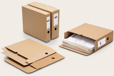 Archivieren Sie Unterlagen, die Sie in der täglichen Arbeit nicht mehr benötigen