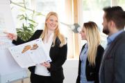 Einige starke Frauen lenken die Geschicke des Unternehmens MEDEWO