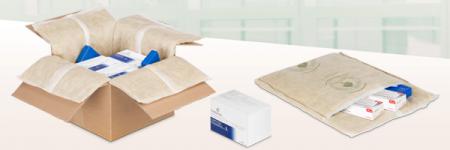 Hanf-Box und Hanf-Tasche
