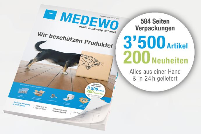 Hauptkatalog MEDEWO Schweiz