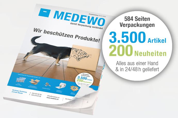 Hauptkatalog MEDEWO Deutschland