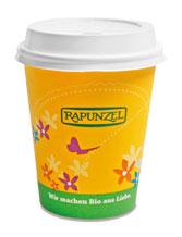 Kaffeebecher Kundenbeispiel Rapunzel