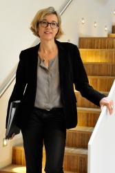 Jutta Uecker ist überzeugt: «Bei MEDEWO wird weder nach Geschlecht, noch nach Alter entschieden, sondern nach Leistung.»