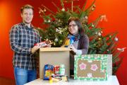 Zu Weihnachten unterstützt MEDEWO unterschiedliche Spendenaktionen