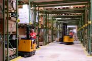 Die MEDEWO-Gruppe setzt auf eine effiziente Logistik