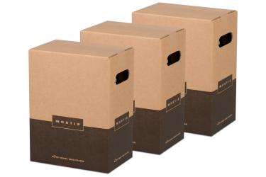Ein klares Design – so sieht die Verpackung im Jahr 2017 aus