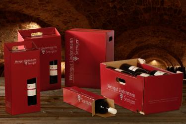 Eine einheitliche Verpackung stärkt die eigene Marke