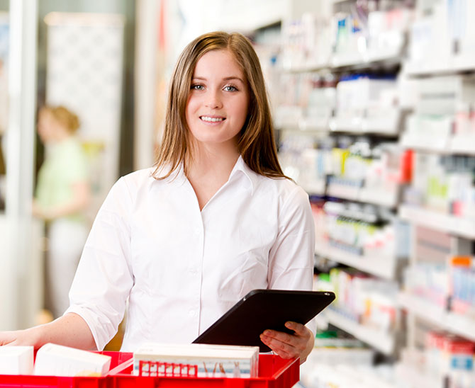 Versandverpackung für Apotheken