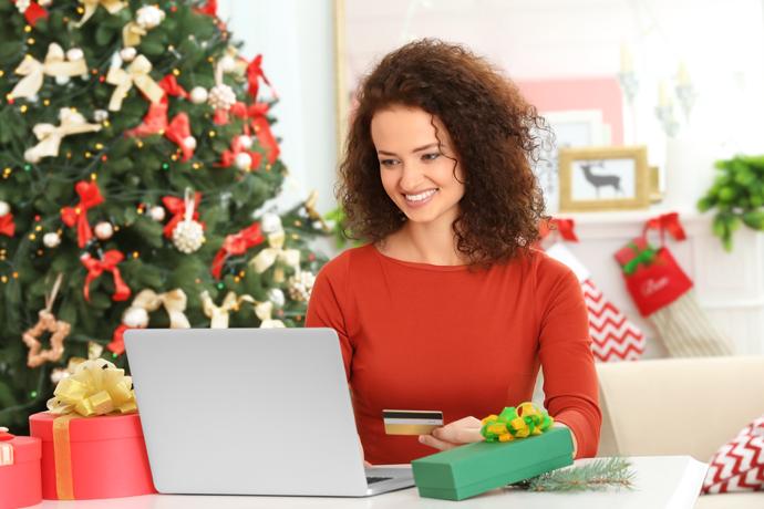 Immer mehr Menschen bestellen Ihre Weihnachtsgeschäfte online