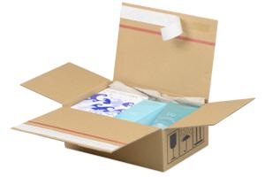 Convenience-Verpackung für den Online-Handel