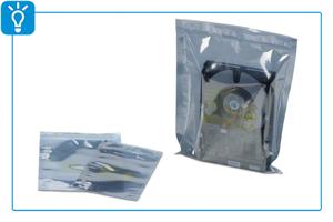 ESD-Beutel mit Druckverschluss