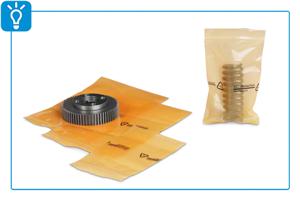 VCI-Beutel mit Druckverschluss