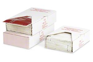 Dokumentenhüllen im Spenderkarton