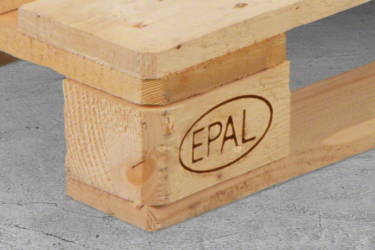 Neue EPAL Europalette