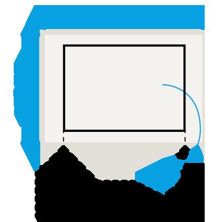 Format C5 bei Begleitpapiertaschen