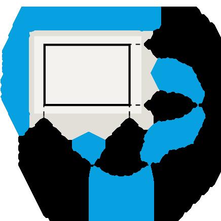 Format C6 bei Begleitpapiertaschen