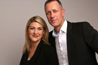 Christina Diethei & Alexander Neumann, Geschäftsführung 2KIQ