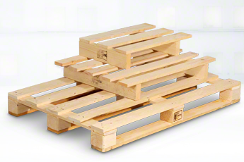Mit Holzpaletten Möbel bauen