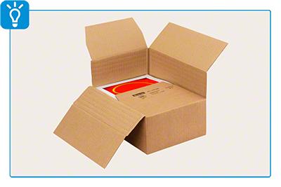 Niveau-Box mit flexibler Höhe