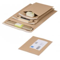 Versandtasche aus Papier