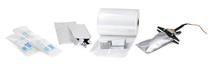 Produkte für die Trockenmittel-Methode