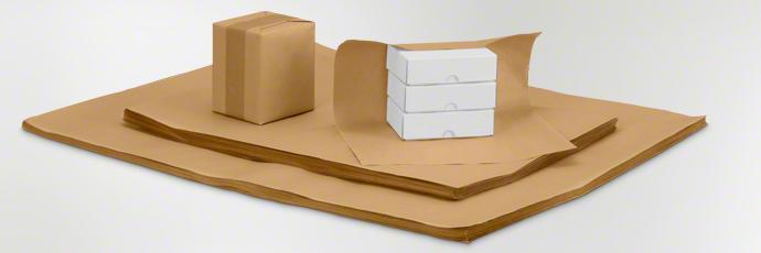 Packpapier als nachhaltiger Oberflächenschutz