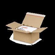 COMFORT-BOX avec fermeture adhésive